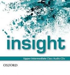 Insight Upper-Intermediate Class Audio CDs Oxford University Press