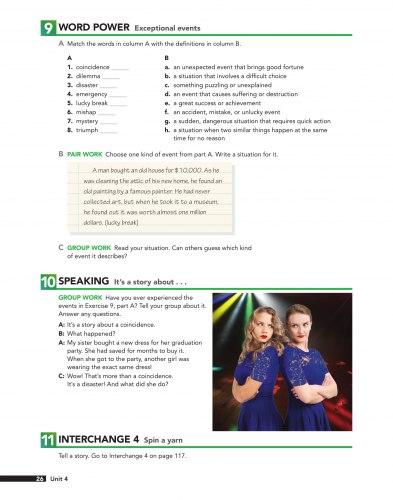 Interchange (5th Edition) 3 Student's Book with Online Self-Study and Online Workbook / Підручник для учня