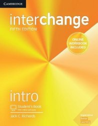 Interchange (5th Edition) Intro Student's Book with Online Self-Study and Online Workbook / Підручник для учня