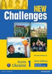 New Challenges 1 Across Ukraine / Брошура з українознавчим матеріалом