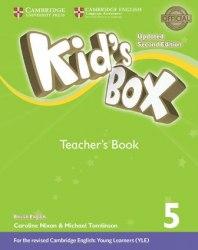 Kid's Box Updated Level 5 Teacher's Book British English / Підручник для вчителя