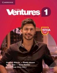 Ventures (3rd Edition) 1 Student's Book / Підручник для учня