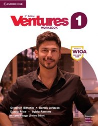 Ventures (3rd Edition) 1 Workbook / Робочий зошит