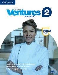 Ventures (3rd Edition) 2 Workbook / Робочий зошит
