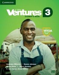 Ventures (3rd Edition) 3 Student's Book / Підручник для учня