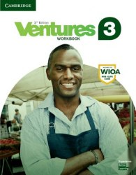 Ventures (3rd Edition) 3 Workbook / Робочий зошит