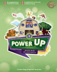 Power Up 1 Activity Book with Online Resources and Home Booklet / Робочий зошит