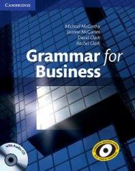Grammar for Business with Audio CD / Підручник для учня