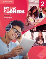 Four Corners (2nd Edition) 2 Student's Book with Online Self-Study / Підручник для учня