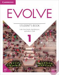 Evolve 1 Student's Book / Підручник для учня