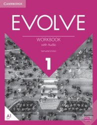 Evolve 1 Workbook with Audio / Робочий зошит