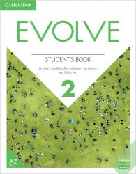 Evolve 2 Student's Book / Підручник для учня
