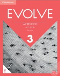 Evolve 3 Workbook with Audio / Робочий зошит