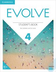 Evolve 4 Student's Book / Підручник для учня
