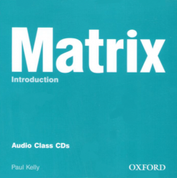 Matrix Introduction Audio Class CDs / Аудіо диск