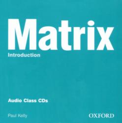 Matrix Introduction Audio Class CDs / Аудіо диск