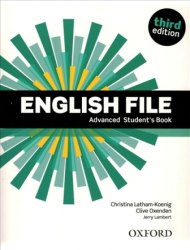 English File (3rd Edition) Advanced Student's Book / Підручник для учня