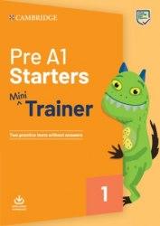 Fun Skills Starters Mini Trainer + Audio Download / Тестові завдання