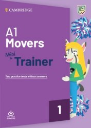 Fun Skills Movers Mini Trainer with Audio Download / Тестові завдання