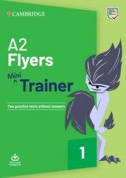 Fun Skills Flyers Mini Trainer with Audio Download / Підручник для учня