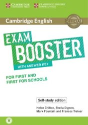 Cambridge English Exam Booster for First and First for Schools Self-Study Edition with Answer Key