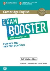 Cambridge English Exam Booster for Key and Key for Schools Self-Study Edition with Answer Key