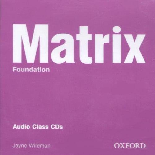 Matrix Foundation Audio Class CDs / Аудіо диск