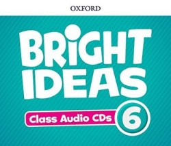 Bright Ideas 6 Class Audio CDs / Аудіо диск