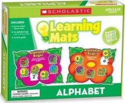 Learning Mats: Alphabet / Настільна гра