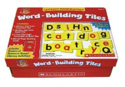 Little Red Tool Box: Word-Building Tiles / Настільна гра