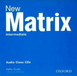New Matrix Intermediate Audio Class CDs / Аудіо диск