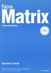 New Matrix Intermediate Teacher's Book / Підручник для вчителя