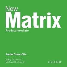 New Matrix Pre-Intermediate Audio Class CDs Oxford University Press