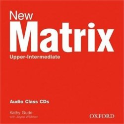 New Matrix Upper-Intermediate Audio Class CDs / Аудіо диск