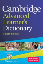 Cambridge Advanced Learner's Dictionary Fourth Edition with CD-ROM / Словник