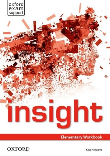 Insight Elementary Workbook / Робочий зошит