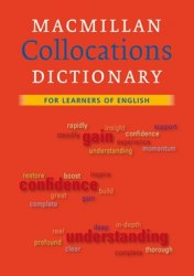 Macmillan Collocations Dictionary / Словник