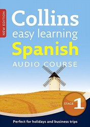 Collins Easy Learning Spanish Audio Course New Edition Stage 1 / Аудіо курс
