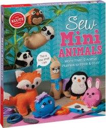 Klutz: Sew Mini Animals / Набір для творчості