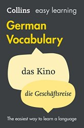 Collins Easy Learning German Vocabulary / Словник