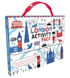 London Activity Pack / Набір книг