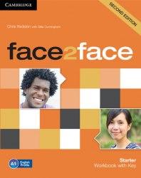 Face2face (2nd Edition) Starter Workbook with key Cambridge University Press