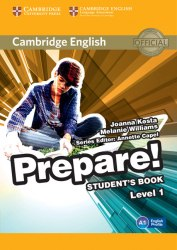 Cambridge English Prepare! 1 Student's Book / Підручник для учня
