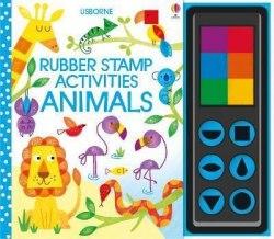 Rubber Stamp Activities: Animals / Набір для творчості
