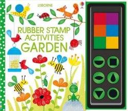 Rubber Stamp Activities: Garden / Набір для творчості