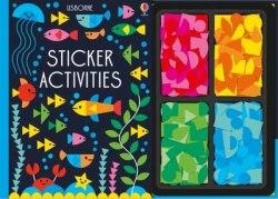 Sticker Activities / Набір для творчості