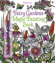 Magic Painting Book: Fairy Gardens / Розмальовка