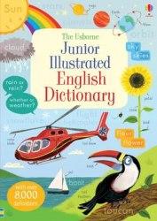 Junior Illustrated English Dictionary / Словник