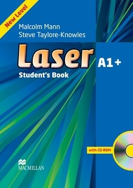 Laser A1+ (3rd Edition) Student's Book / CD-Rom / Аудіо диск
