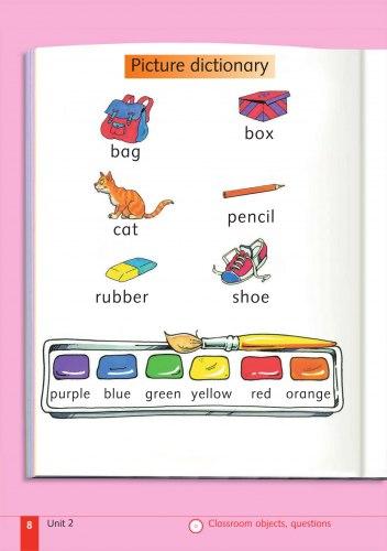 Way Ahead for Ukraine 1 Pupil's Book plus Workbook / Підручник для учня з зошитом